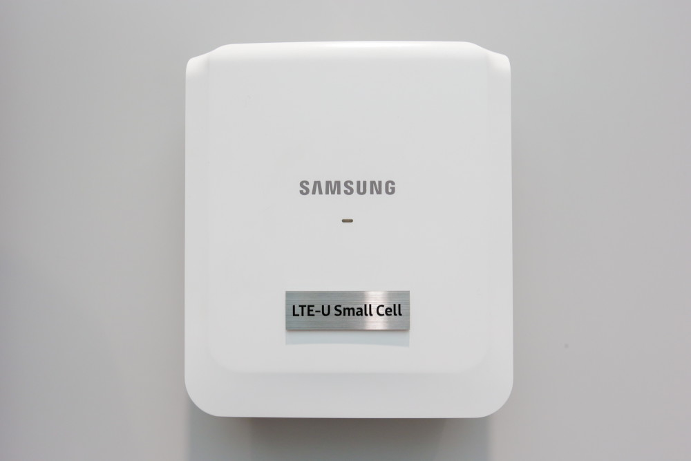 Samsung small cell