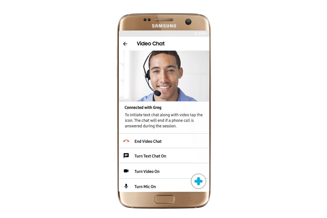 Le Genius Bar de Samsung est virtuel, seulement pour les américains