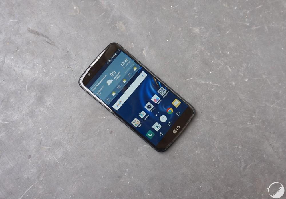 test LG K10 frandroid 1