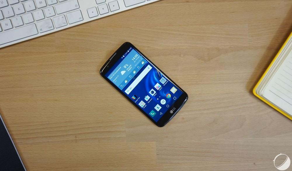 test LG K10 frandroid 19