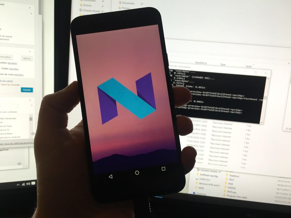android n developer preview 2 comment l 39 obtenir et sur quels appareils frandroid. Black Bedroom Furniture Sets. Home Design Ideas