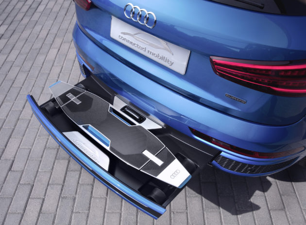 Audi connected mobility