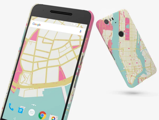 Google Live Cases Nexus