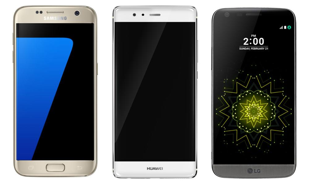 Comparatif-Huawei-P9-Galaxy-S7-LG-G5