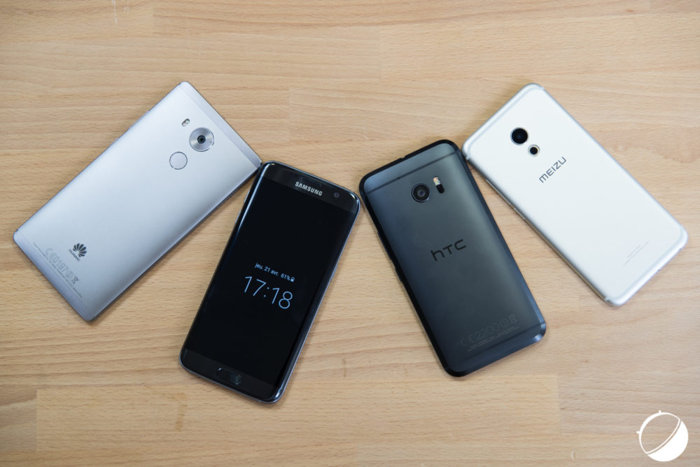 Comparatif performances HTC 10 (1 sur 3)