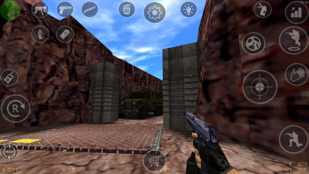 counter strike 1-6 android 1
