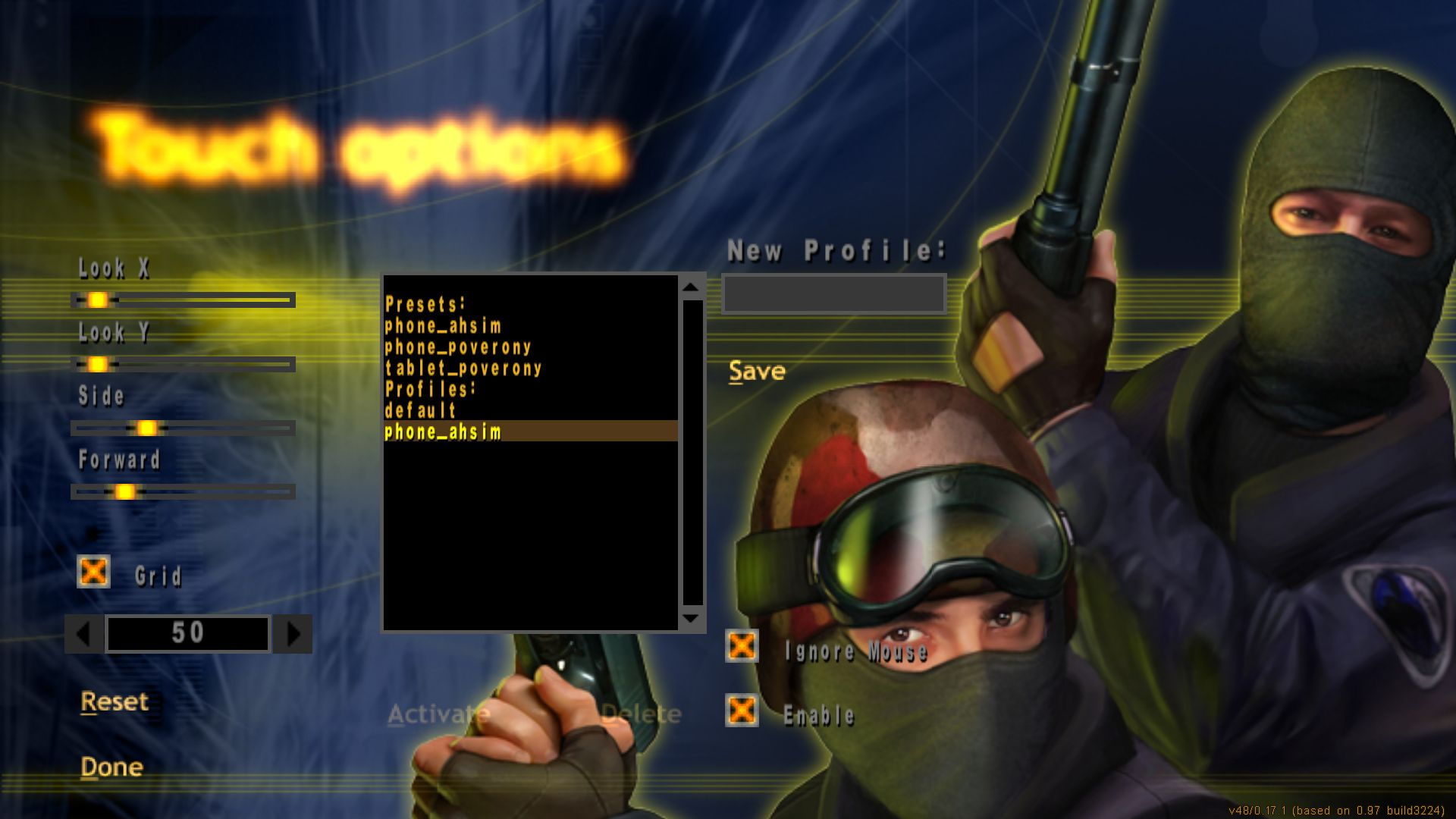 counter strike 1-6 android 3