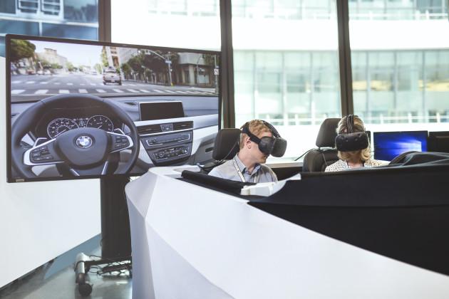 HTC Vive BMW 2