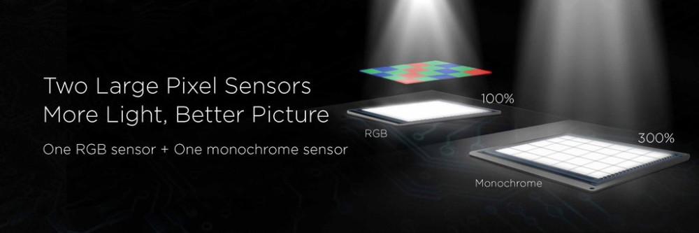 Huawei P9 sensor
