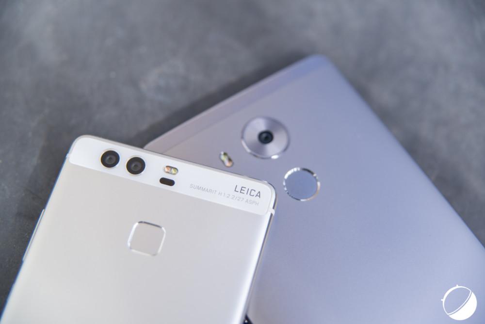Huawei P9 vs Mate 8 photo (2 sur 4)