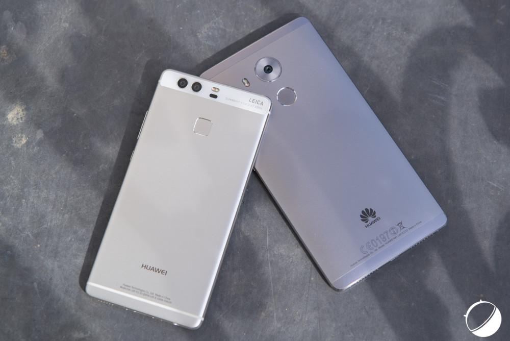 Huawei P9 vs Mate 8 photo (3 sur 4)
