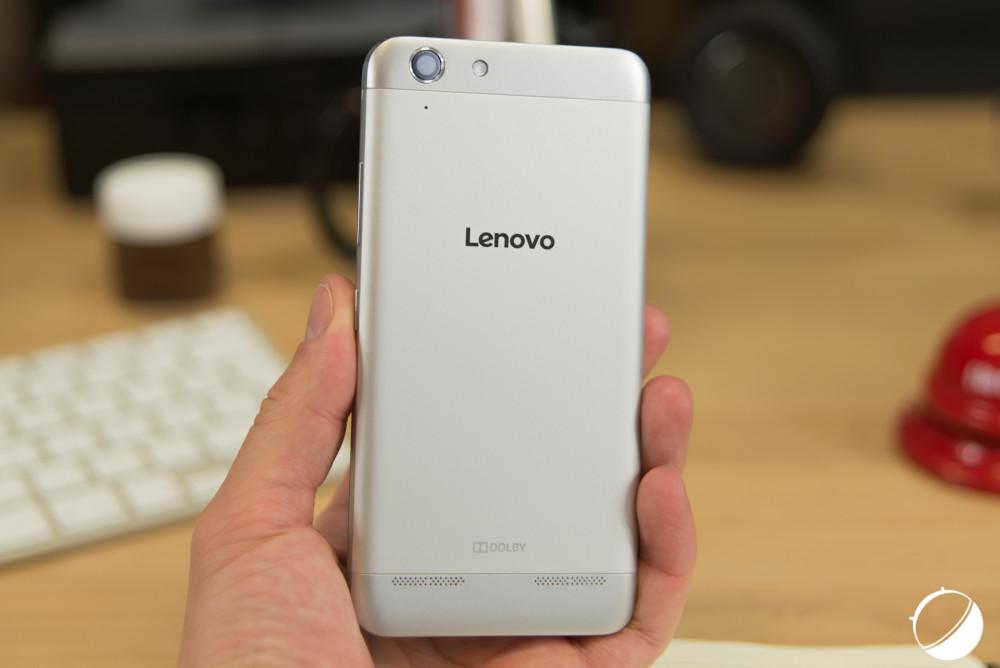 Lenovo Vibe K5 (11 sur 19)