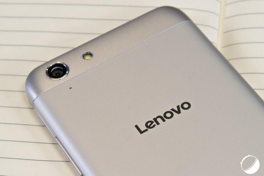Lenovo Vibe K5 (8 sur 19)