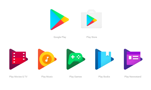 nouvelles icones google play 1