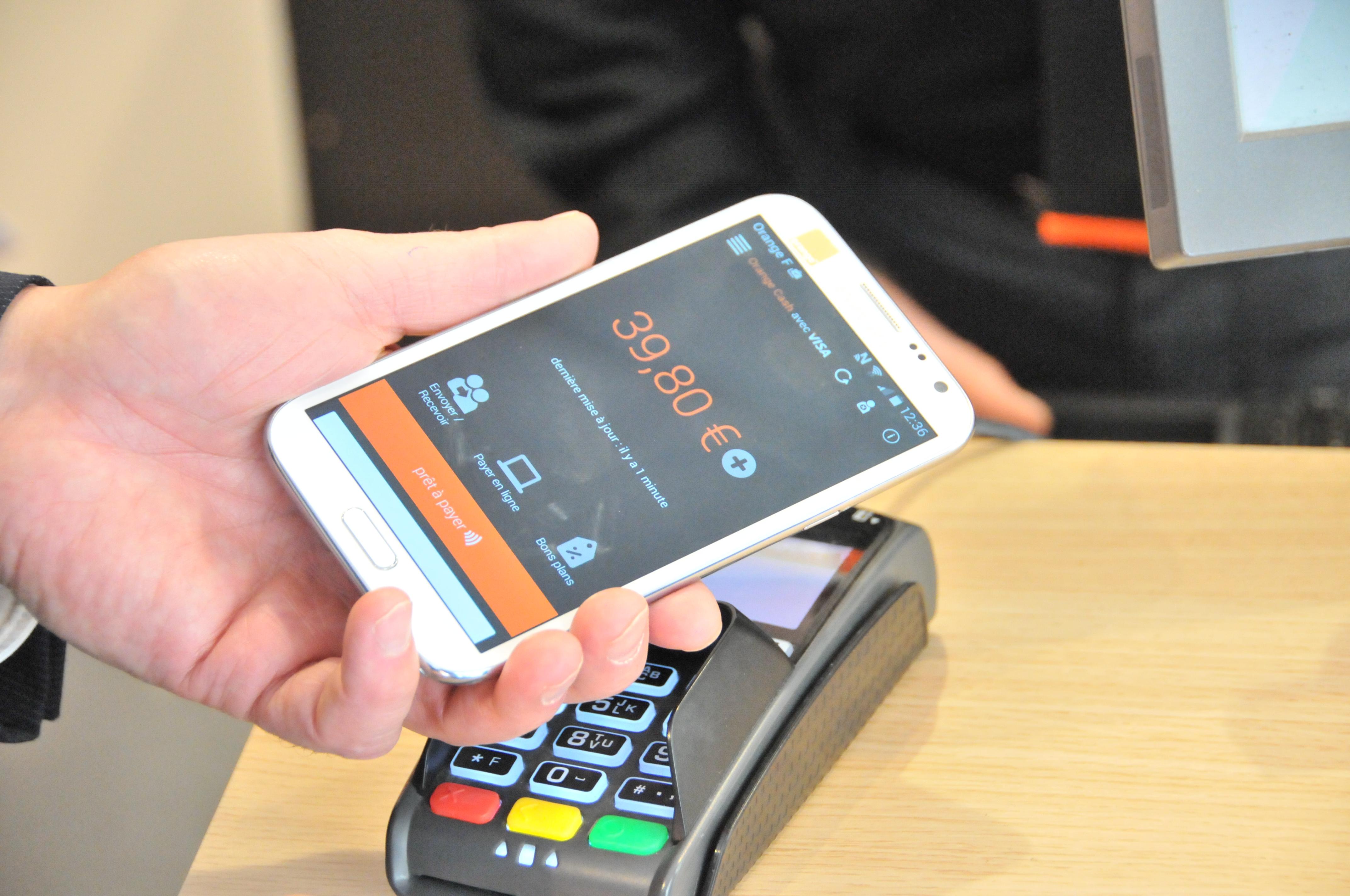 orange bank la banque 100 mobile se veut disruptive frandroid. Black Bedroom Furniture Sets. Home Design Ideas
