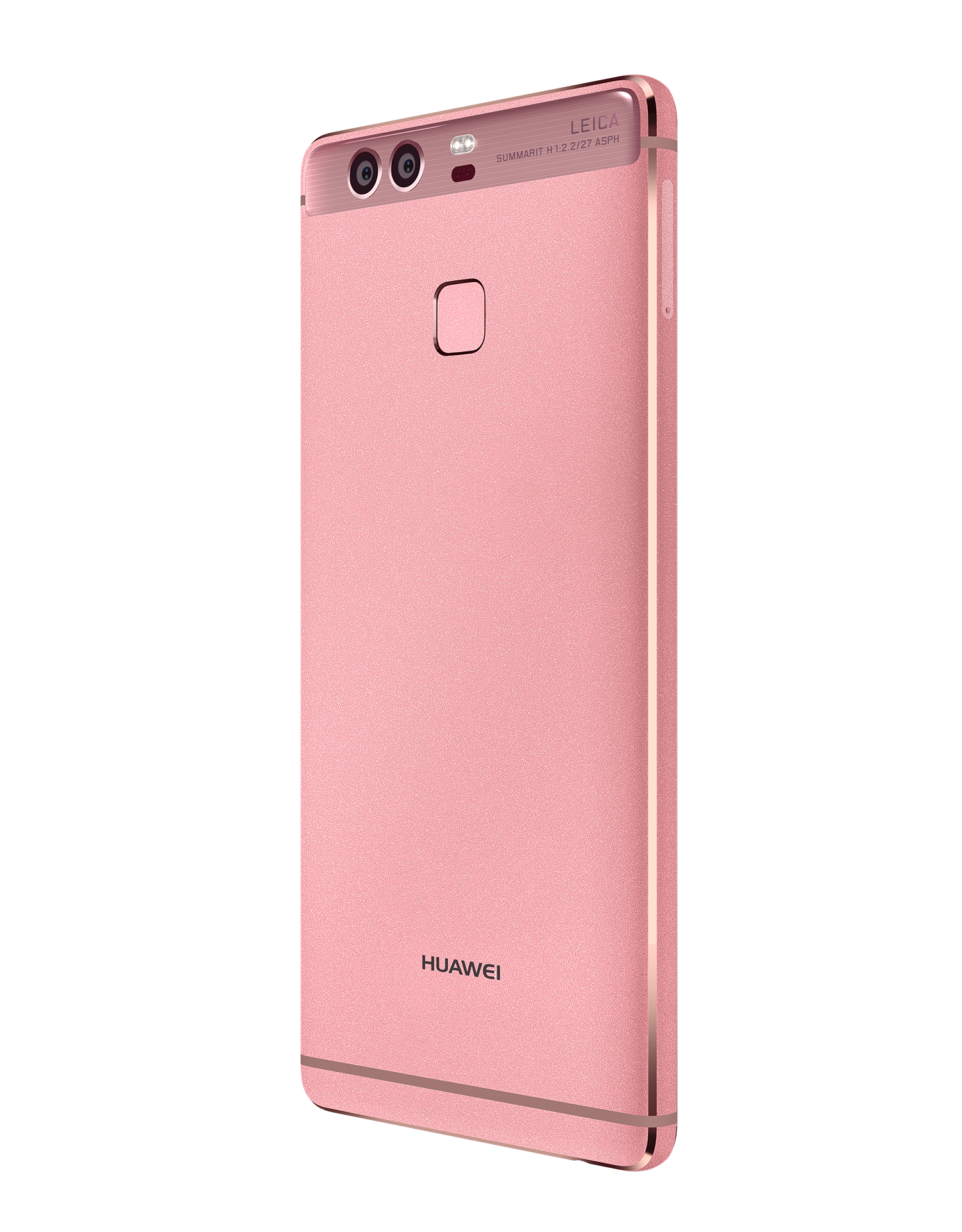 huawei p9 coque rose gold