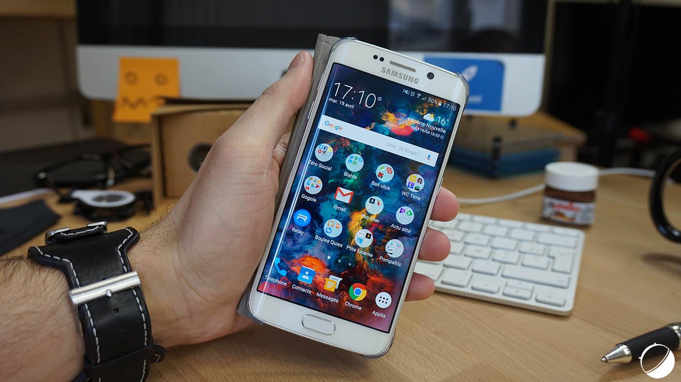 Si Samsung avait déjà confirmé le futur déploiement sur le Galaxy S6, son  smartphone vieux de 3 ans, de la mise à jour Oreo officialisée en mars  2017, ... d3f20bf328a8