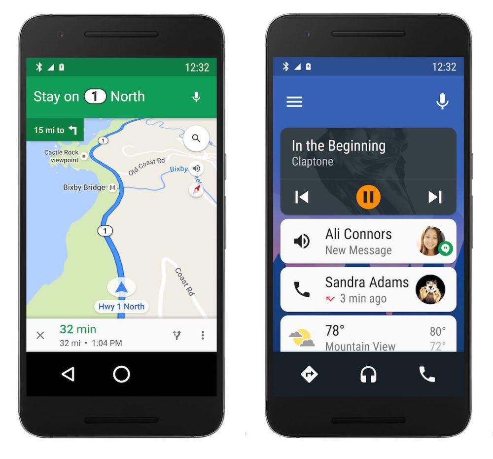 android auto google io 2016 2