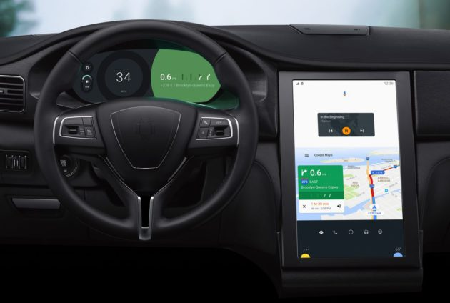 Android N voiture 2