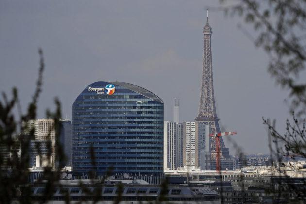 Ancien siège de Bouygues Telecom