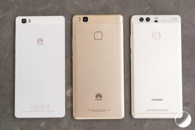 Huawei P9 LIte (13 sur 17)