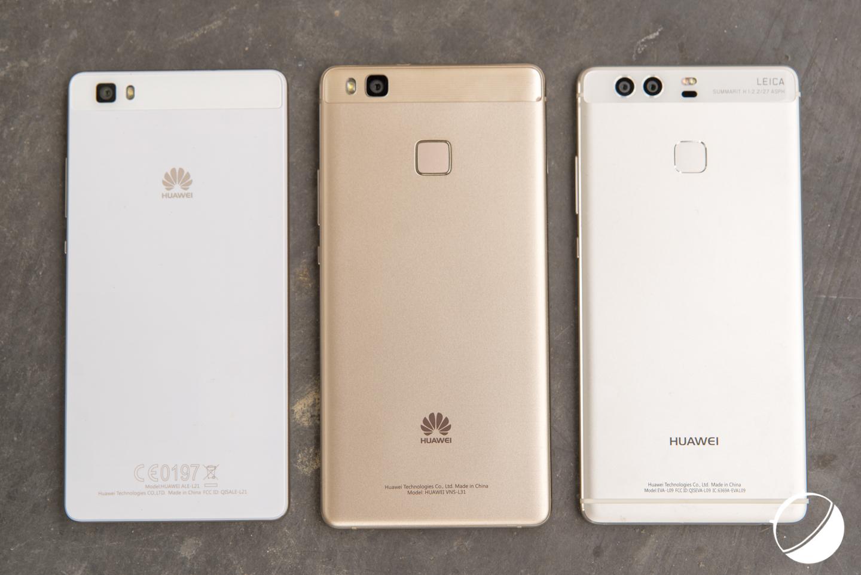 Huawei p9 des ventes 1000 plus importantes que celles for Photo ecran huawei p9 lite