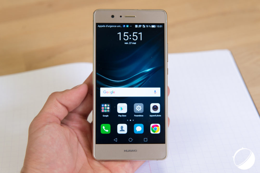 Huawei P9 LIte (5 sur 17)