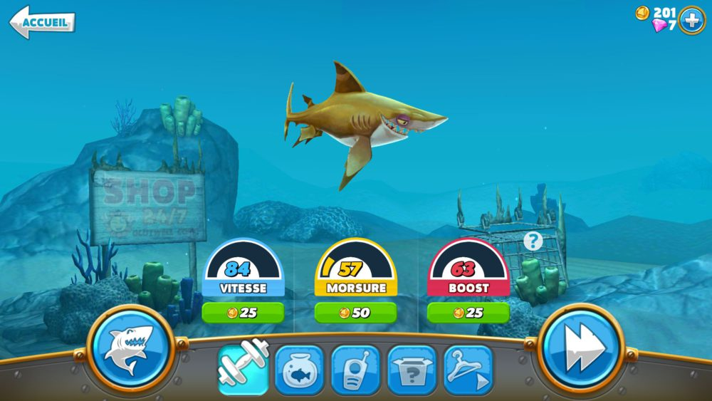 hungry shark world 6