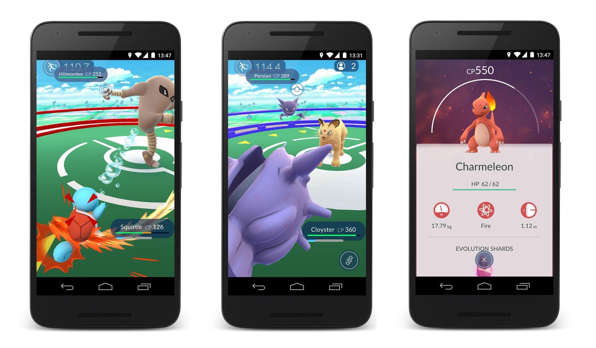 Stärkste Pokemon Go