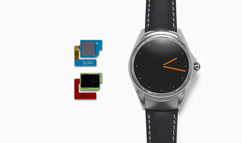 project soli smartwatch