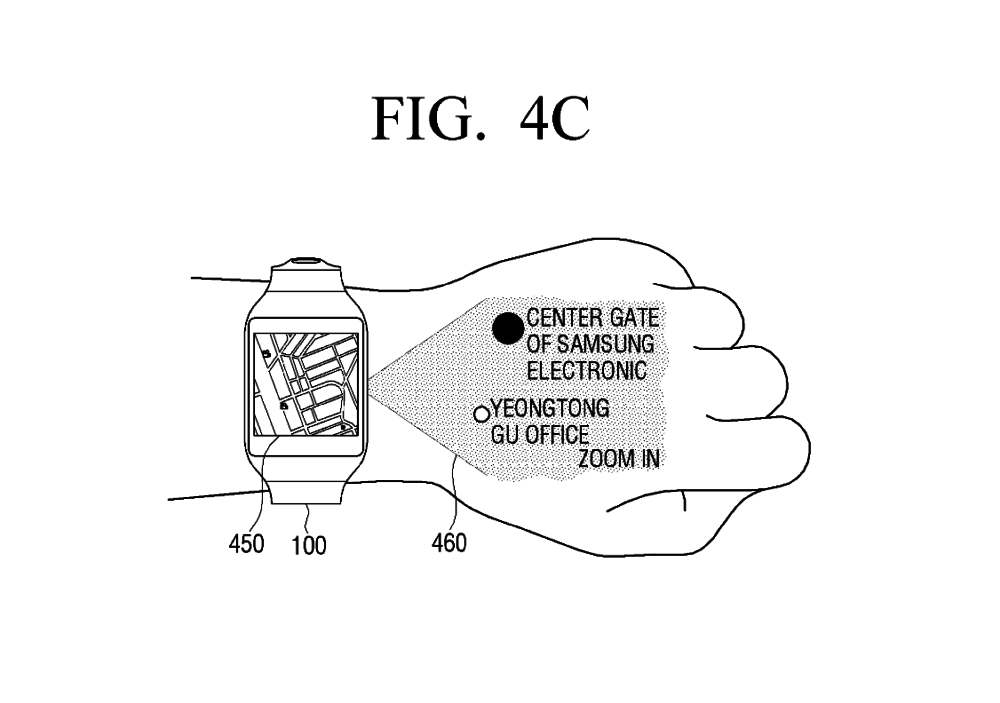 samsung-interface-smartwatch-projecteur-ecran-secondaire-google-maps