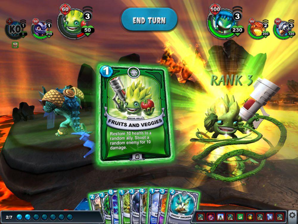Skylanders Battlecast 2
