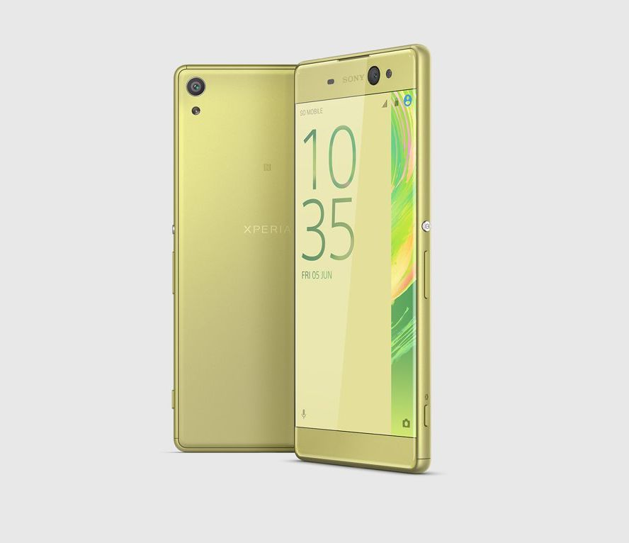 le sony xperia xa ultra sortira en france son prix et. Black Bedroom Furniture Sets. Home Design Ideas