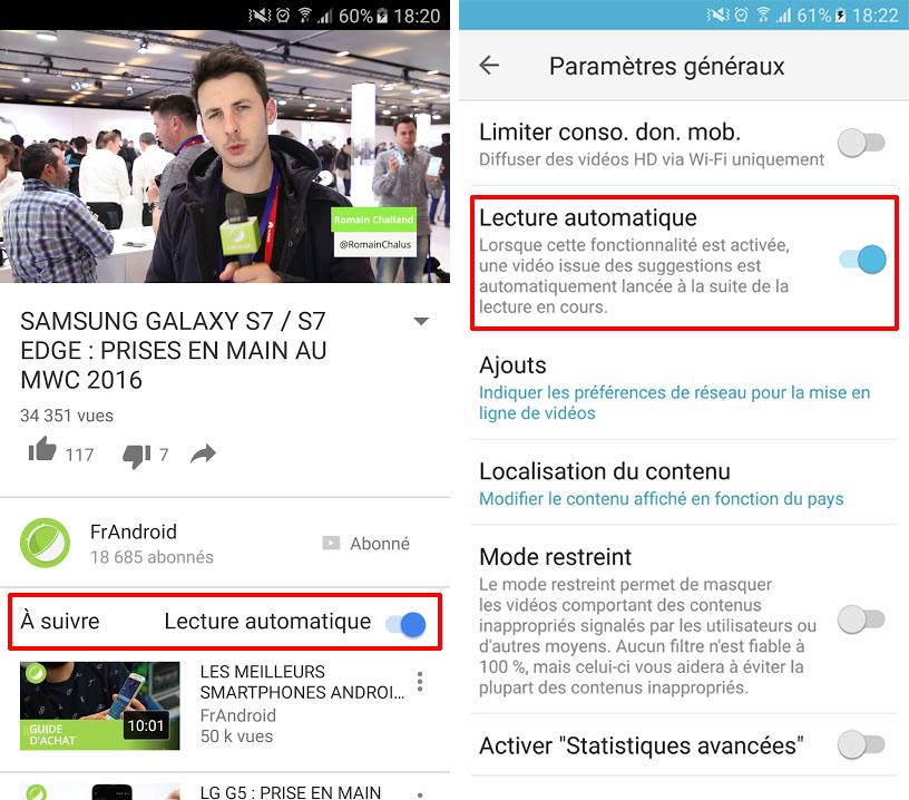 youtube-lecture-automatique