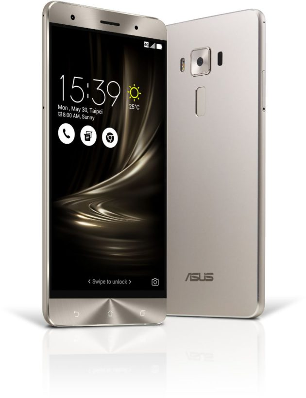 L'Asus Zenfone 3 Deluxe