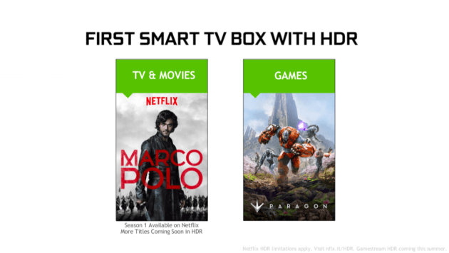 Android Shield TV HDR
