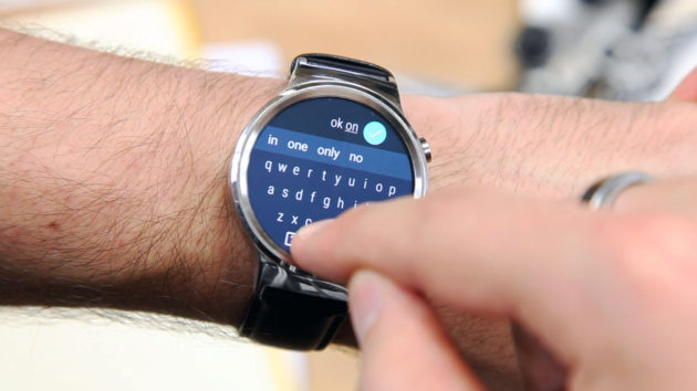 android-wear-2-clavier