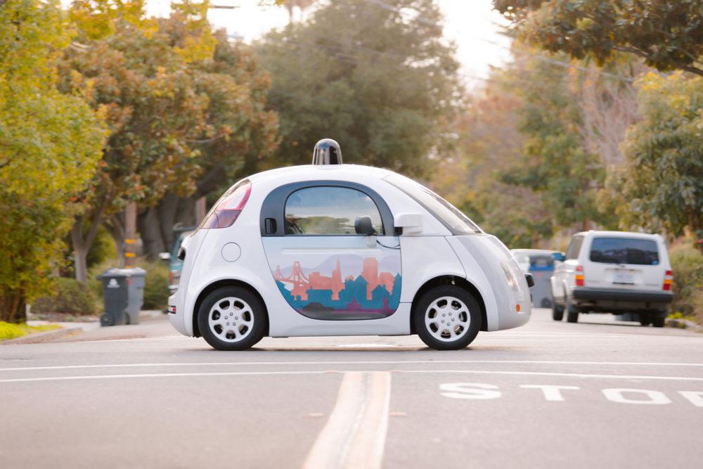 Google Car SA