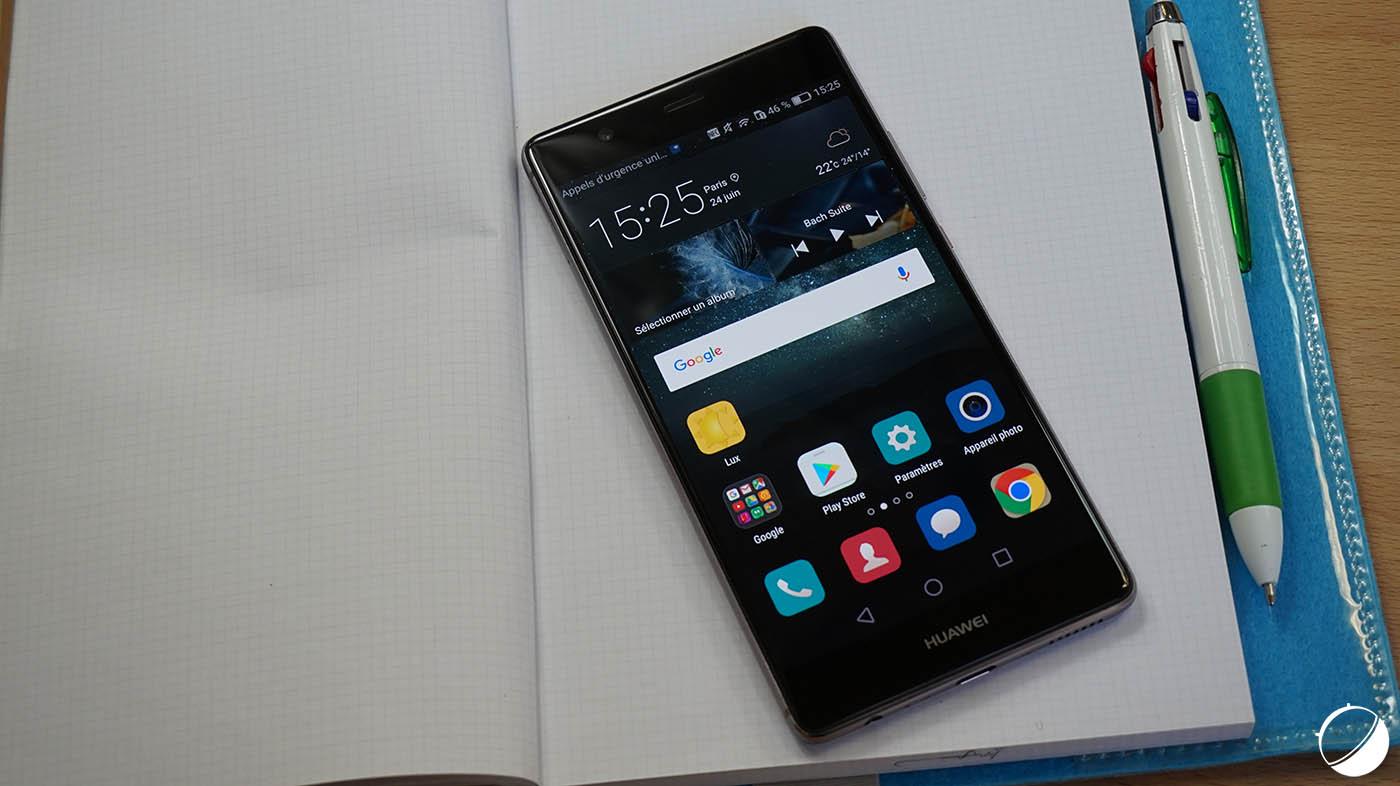 Test Huawei P9 Plus : notre avis complet
