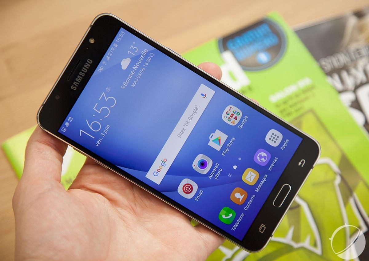 Test Samsung Galaxy J7 2016 Notre Avis Complet