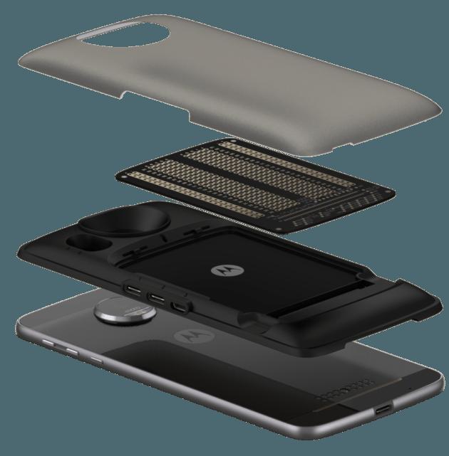 Lenovo Moto Mods
