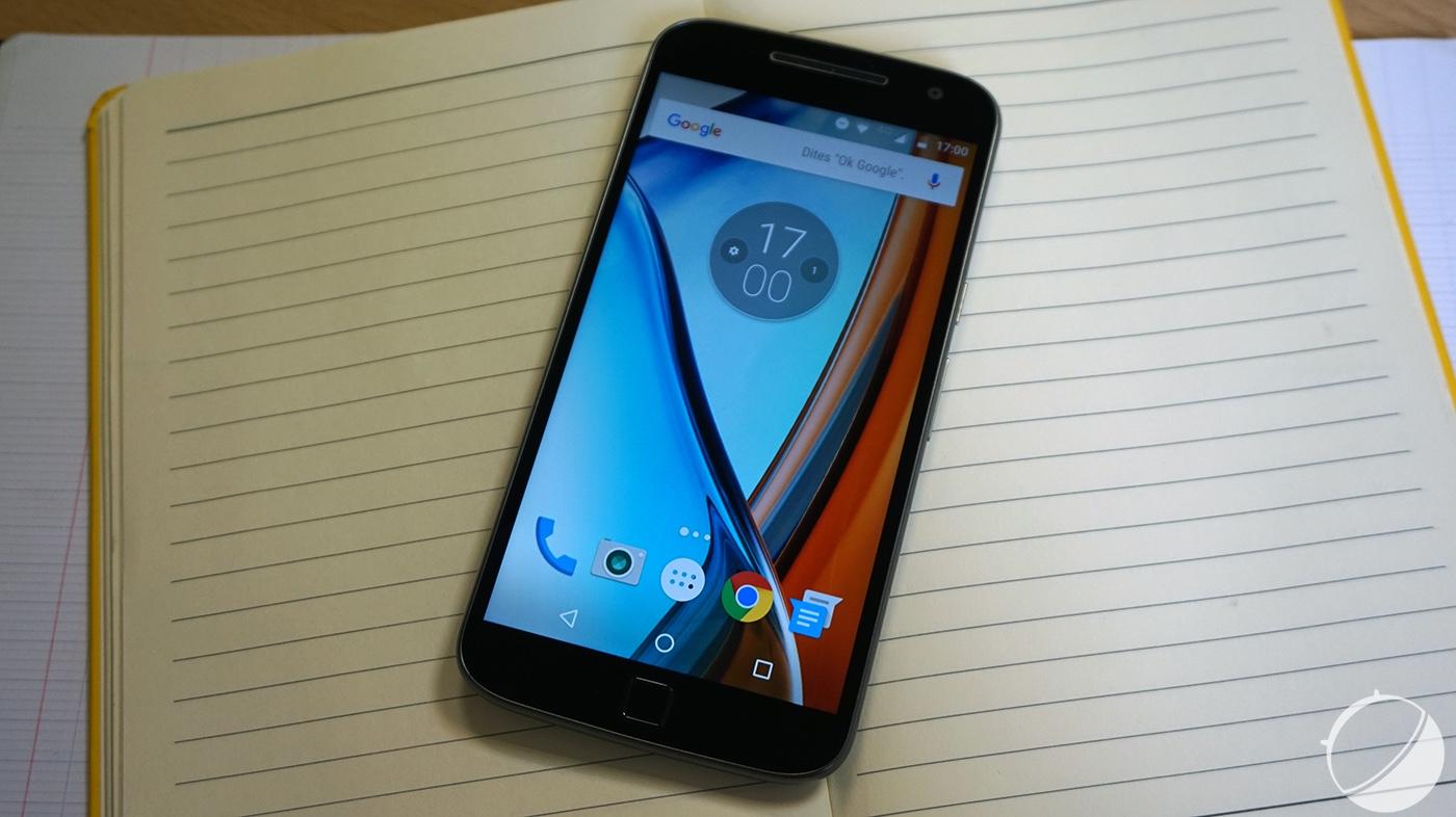Test Lenovo Moto G4 Plus : notre avis complet ...