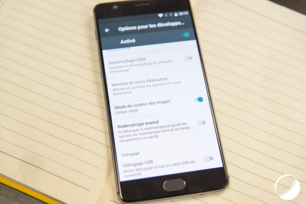 OnePlus 3 (1 sur 2)