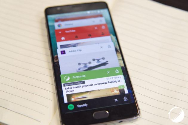 OnePlus 3 (2 sur 2)
