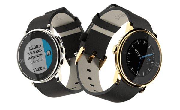 pebble time round edition limitee 2