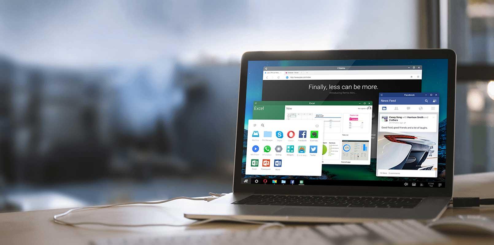 Transformez votre PC en appareil Android grâce à Android-x86