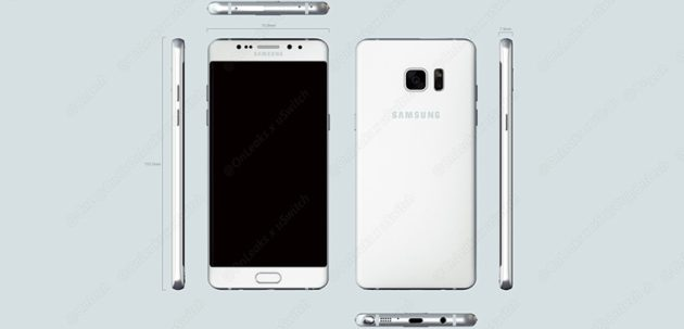Samsung-Galaxy-Note-6-blueprint