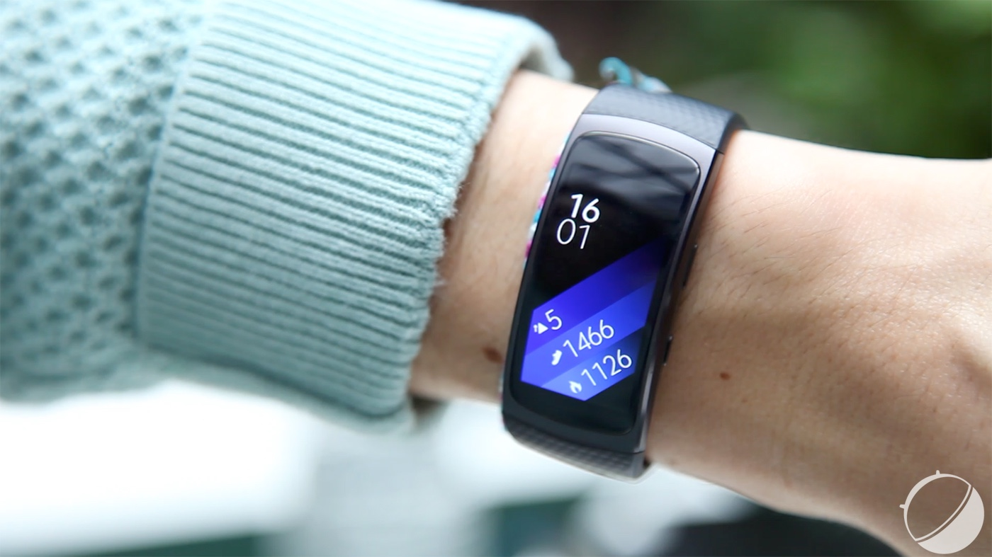 Samsung gear fit 2 3