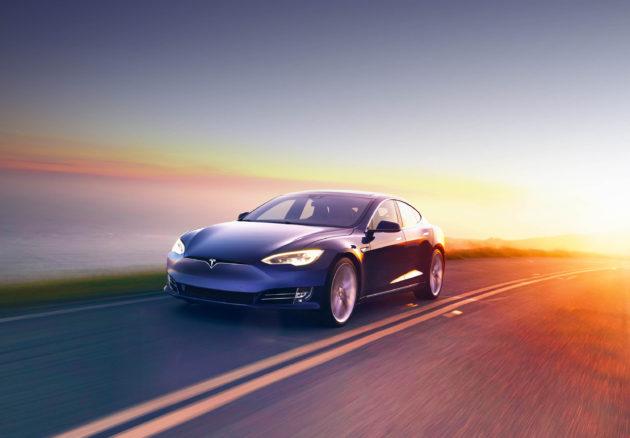 Tesla Model S 2016 60