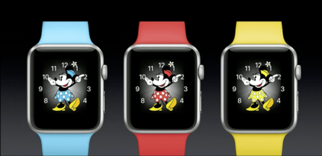 watch OS 3 Apple